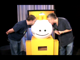 Don Box and Chris Anderson: Happy Birthday Channel 9!