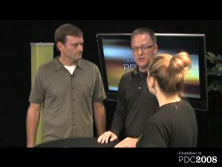 Countdown to PDC2008:  What the heck are Microsoft's Live Platform Services?  Treadwell Tells All!