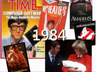 The History of Microsoft - 1984