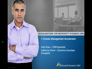 Dynamics CRM Event Management Accelerator
