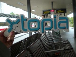 Xtopia: Logo on Tour