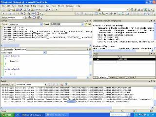 Kurt Kennett: Recovering a Windows CE callstack after a jump-to-NULL