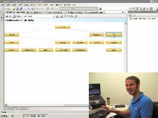 Branching and Merging Visualization with Team Foundation Server 2010