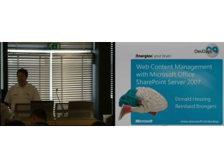 Web Content Management with Microsoft Office SharePoint Server 2007 (Dutch)