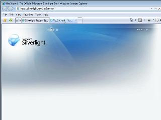 Creating a Silverlight control for CRM