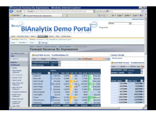 Media Business Intelligence - Decentrix and BIAnalytix - Part 2