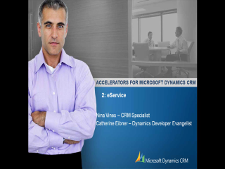 Dynamics CRM eService Accelerator