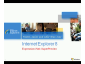 Cross browsing experience with Expression Web and IE8
