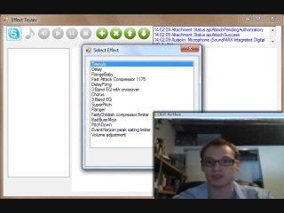 Coding4Fun Demo - How to mask your voice using the Skype Voice Changer