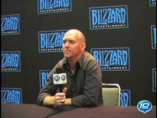 Blizzcon 08: Frank Pearce on random instances, Wow Mobile and more