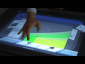 CeBIT '09 - Surface App for Financial Planning