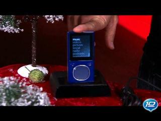 Microsoft's Holiday Preview - Zune