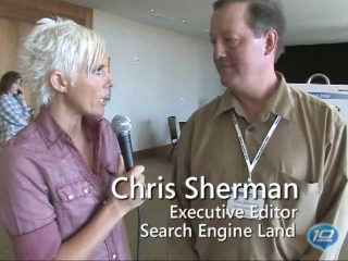 Search Summit: Chris Sherman- opinions from a Search Engine Expert