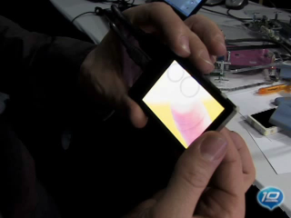 TechFest: Back of Device Touch Input