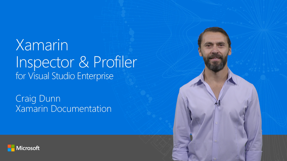 Xamarin Inspector & Profiler for Visual Studio Enterprise