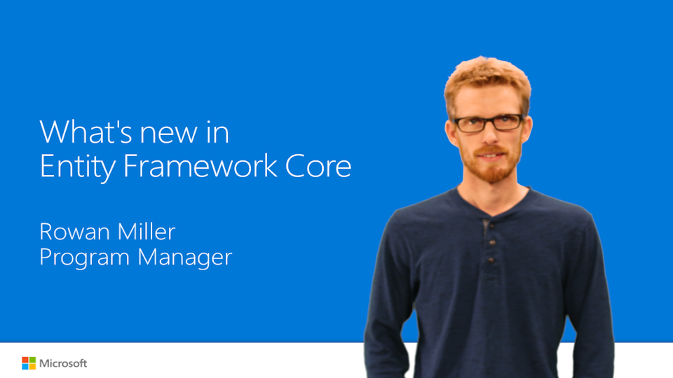 What's new in Entity Framework Core
