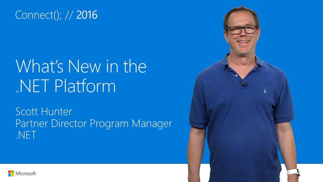 What's New in the .NET Platform