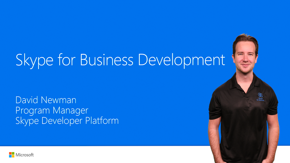 Skype for Business Development