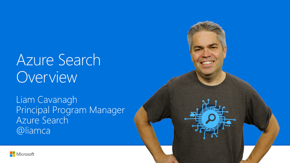 Azure Search overview