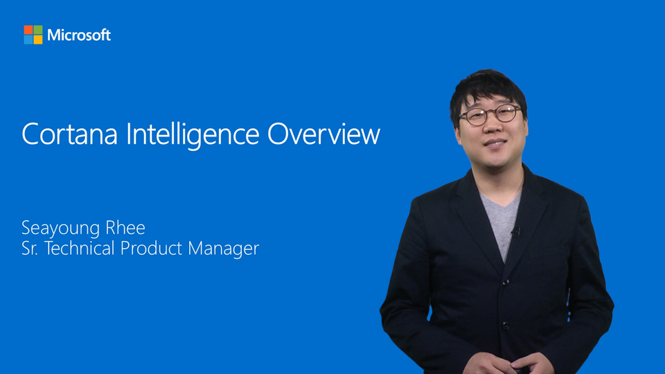 Cortana Intelligence overview