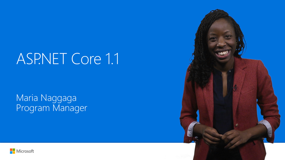 What's New with ASP.NET Core 1.1