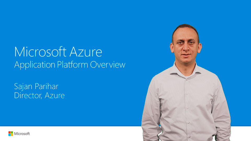 Azure Application Platform Overview