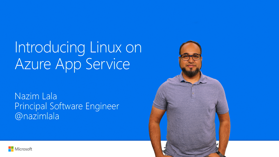 Introducing Linux on Azure App Service