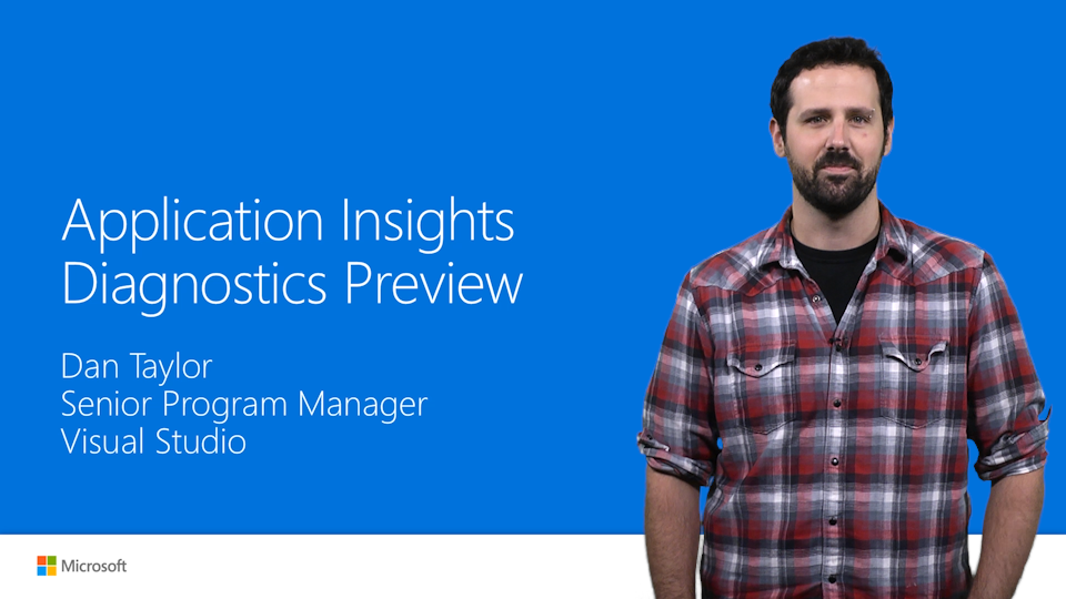Application Insights Diagnostic Preview