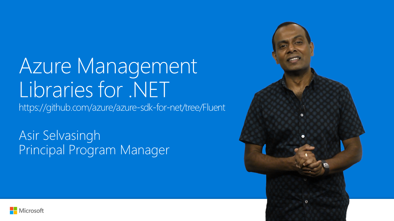 Simpler Azure Management Libraries for .NET