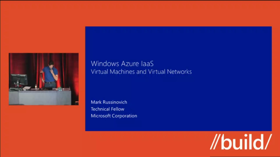 Introduction to Windows Azure Infrastructure as a Service (IaaS)