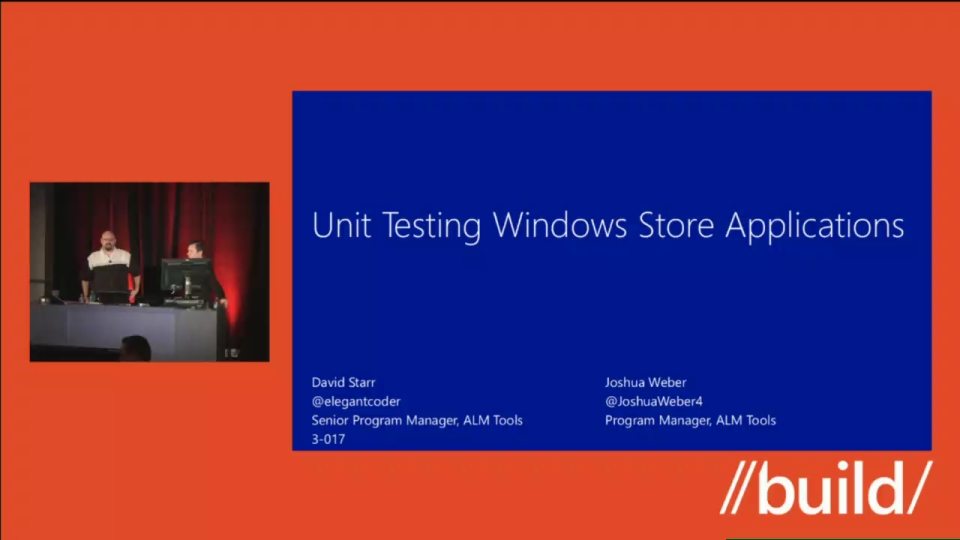 Unit Testing Windows Store Apps