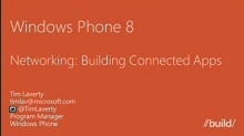 Windows Phone 8: Networking, Bluetooth, and NFC Proximity for Developers