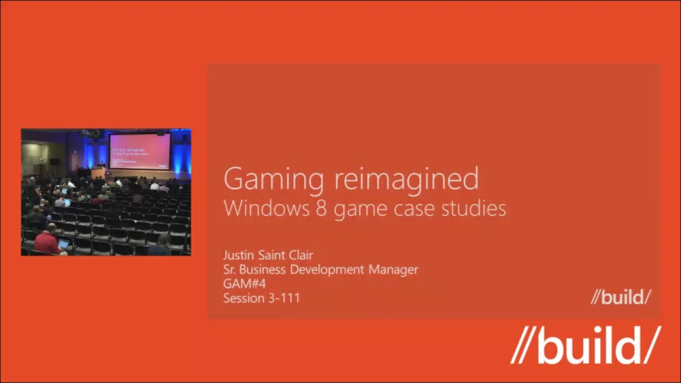 Gaming reimagined: Gaming case studies