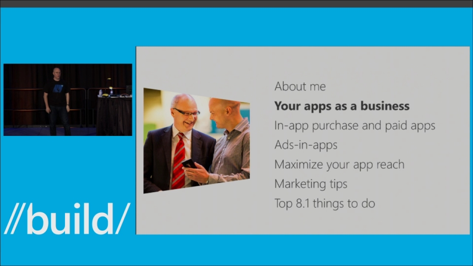 Maximizing Revenue for Phone, Tablet and PC Apps in the Windows Store