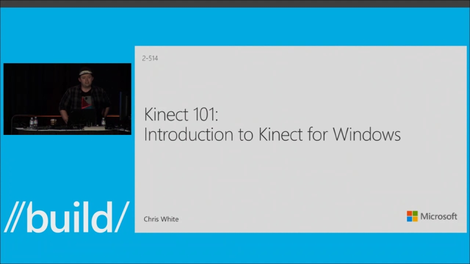 Kinect 101: Introduction to Kinect for Windows
