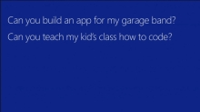 App Studio for Windows and Windows Phone: Pre Launch Preview