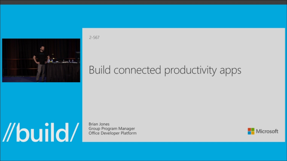 Build Connected Productivity Apps