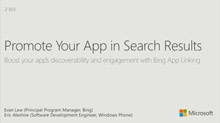 Promote Your App in Search Results