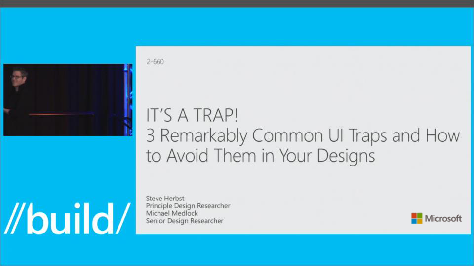 IT'S A TRAP! 3 Remarkably Common UI Traps and How to Avoid Them in Your Designs