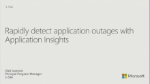 Rapidly Detect Application Outages with Application Insights