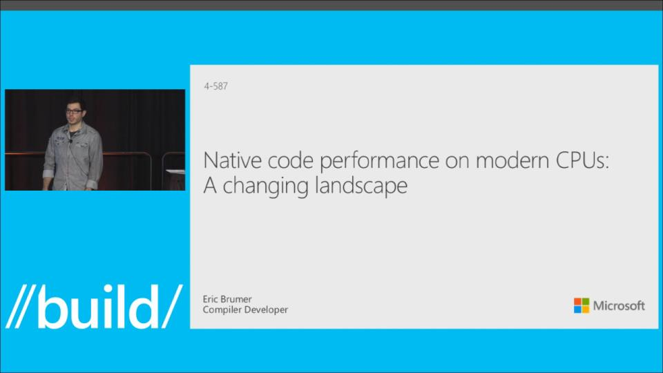 Native Code Performance on Modern CPUs: A Changing Landscape