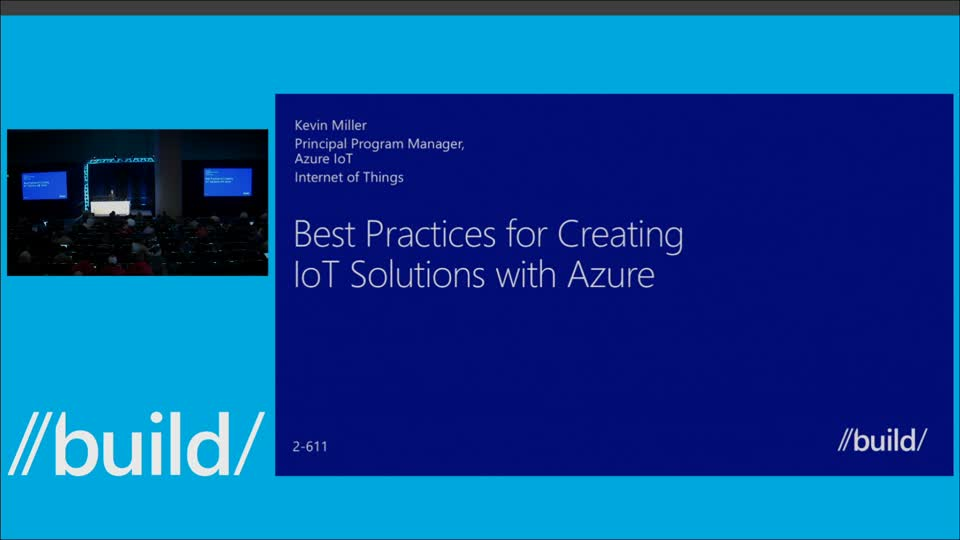 Best Practices for Creating IoT Solutions with Azure