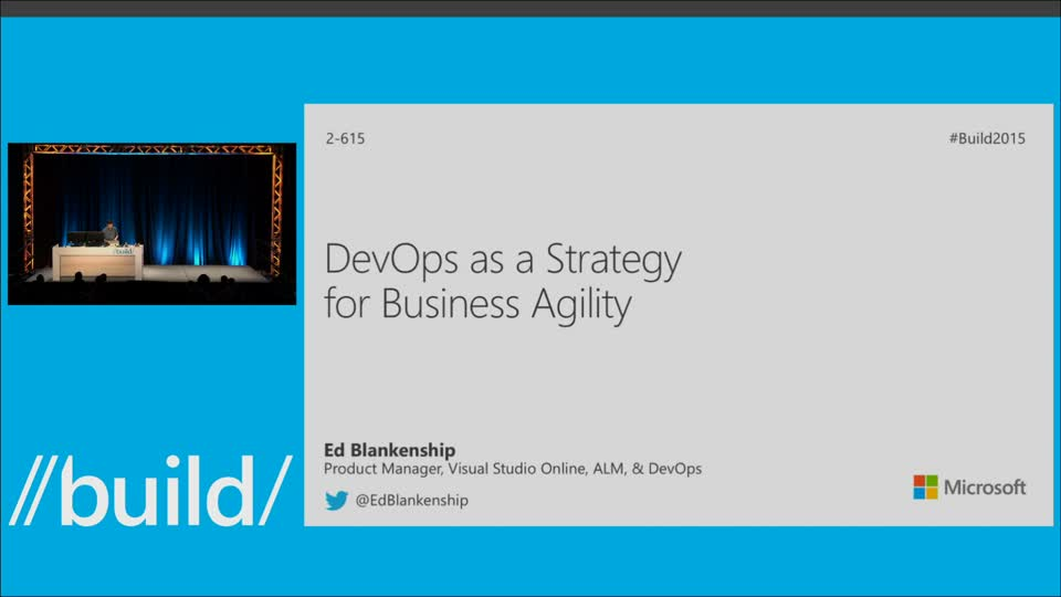 DevOps as a Strategy for Business Agility