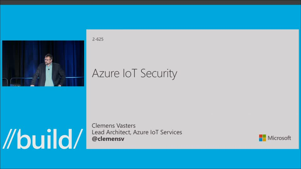 Azure IoT Security