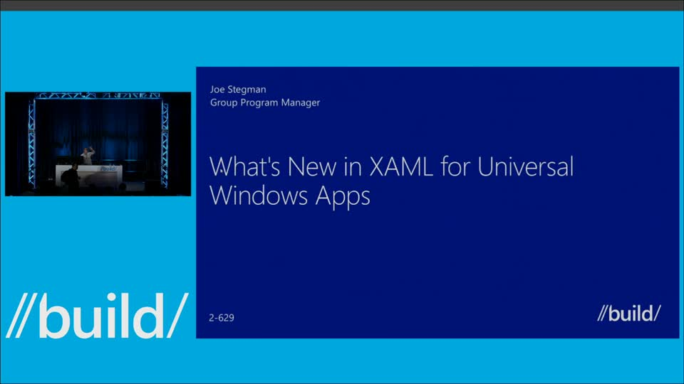 What's New in XAML for Universal Windows Apps