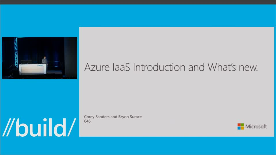 Introduction and What's New in Azure IaaS