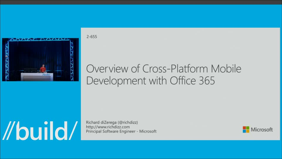 Overview of Cross-Platform Mobile Development with Office 365