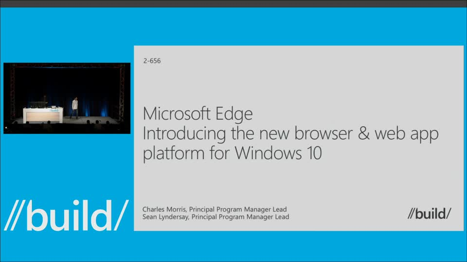 """Project Spartan"": Introducing the New Browser and Web App Platform for Windows 10"