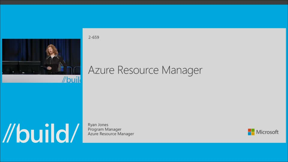 Azure Resource Manager