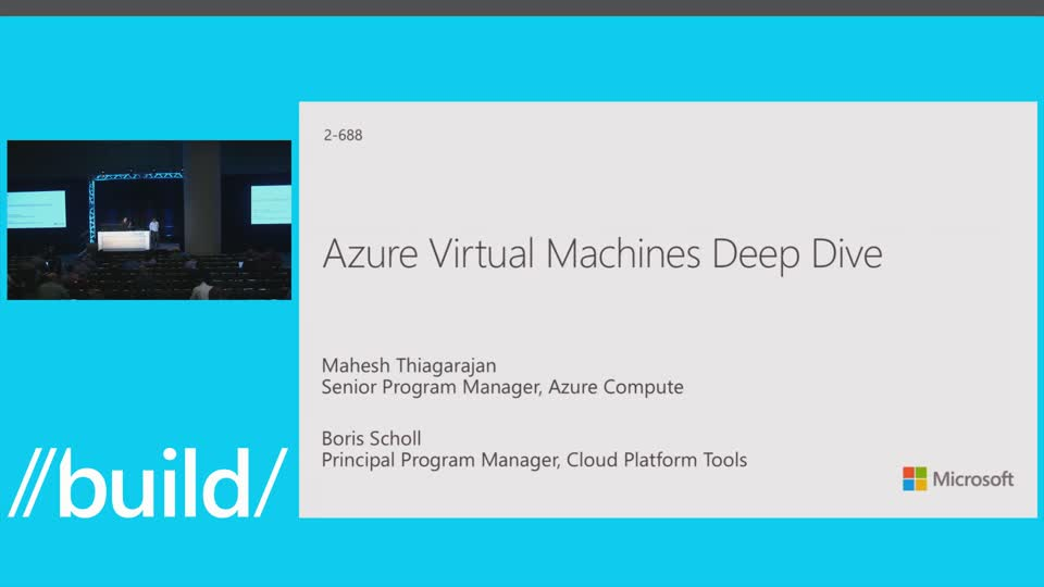 Azure Virtual Machines Deep Dive
